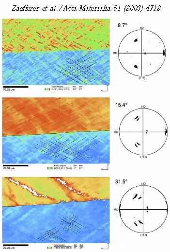 Grain scale digital image correlation at microstructure scale